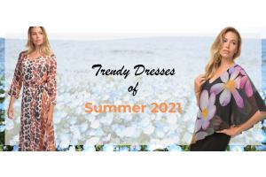 Trendy Joseph Ribkoff Dresses - Collection Summer 2021
