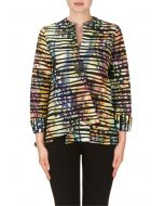 Joseph Ribkoff Purple/Multi Jacket Style 171690