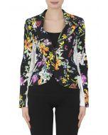 Joseph Ribkoff Multi/Vanilla Jacket Style 191668