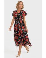 Joseph Ribkoff Multi Dress Style 193583