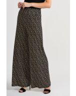 Joseph Ribkoff Black/Beige Pant Style 201034