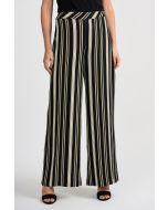Joseph Ribkoff Black/White/Gold Pants Style 201311