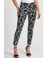 Joseph Ribkoff Black/White Pants Style 201389