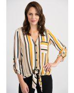 Joseph Ribkoff Multi Blouse Style 201456