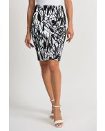 Joseph Ribkoff Black/White Skirt Style 201491