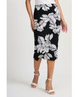 Joseph Ribkoff Black/White Skirt Style 201525
