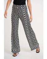 Joseph Ribkoff Black/White Pants Style 203540