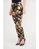 Joseph Ribkoff Black/Brown Pants Style 203646