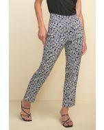 Joseph Ribkoff Navy/White Pants Style 211290