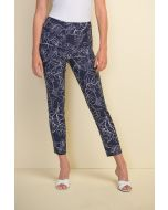 Joseph Ribkoff Blue/Multi Pants Style 211385