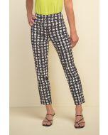 Joseph Ribkoff Black/White Pants Style 211486