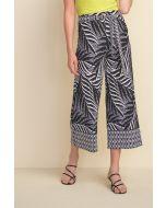 Joseph Ribkoff Black/Vanilla Pants Style 212233