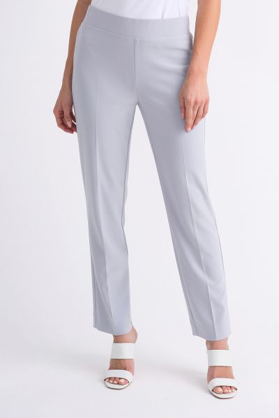 Joseph Ribkoff Grey Frost Pants Style 143105