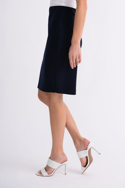 Joseph Ribkoff Midnight Blue Skirt Style 153071G