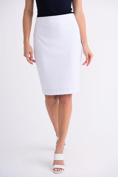 Joseph Ribkoff White Skirt Style 153071