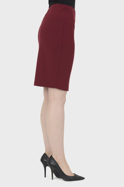 Joseph Ribkoff Imperial Red Skirt Style 153071