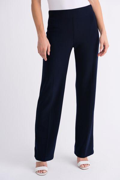 Joseph Ribkoff Midnight Blue Pants Style 153088