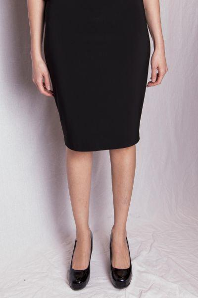 Joseph Ribkoff Black Skirt Style 153071