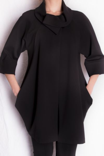 Joseph Ribkoff Black Jacket Style 153302F