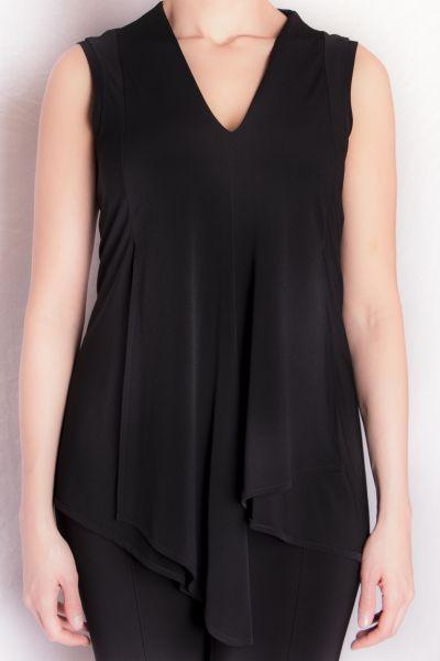 Joseph Ribkoff Top Style 161060 - Black