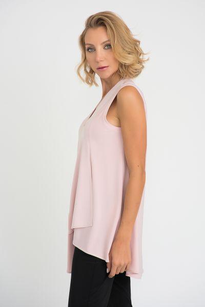 Joseph Ribkoff Rose Tunic Style 161060