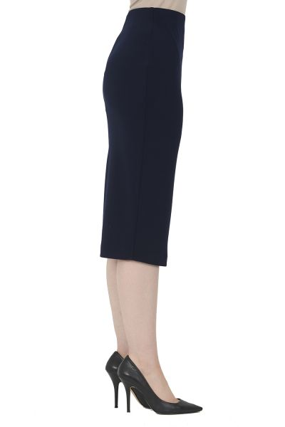 Joseph Ribkoff Midnight Blue Skirt Style 163083G
