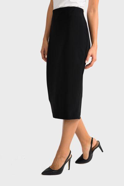 Joseph Ribkoff Black Skirt Style 163083J