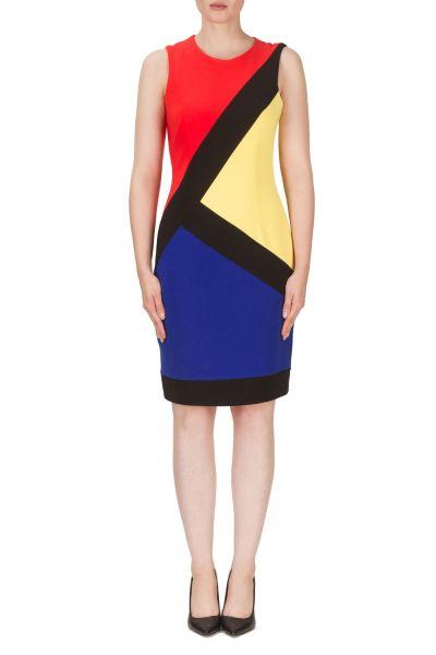 Joseph Ribkoff Multi Dress Style 171002