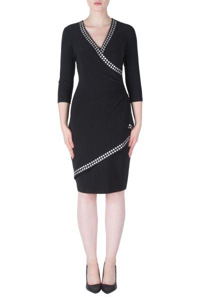 Joseph Ribkoff Black Dress Style 171024