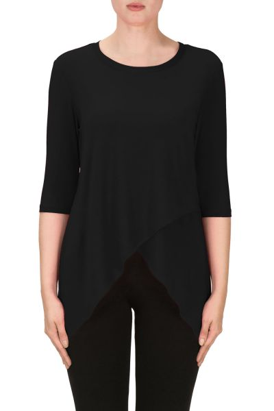 Joseph Ribkoff Black Top Style 171105