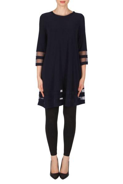 Joseph Ribkoff Midnight Blue Tunic/Dress Style 171172