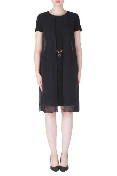 Joseph Ribkoff Black Dress Style 171263
