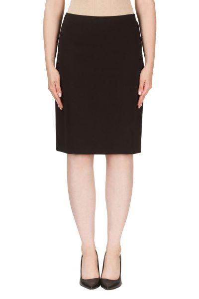 Joseph Ribkoff Black Skirt Style 171303