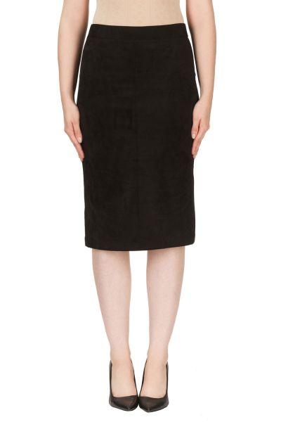 Joseph Ribkoff Black Skirt Style 171385