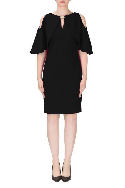 Joseph Ribkoff Black Dress Style 171418