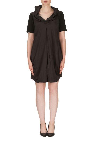 Joseph Ribkoff Black Tunic/Dress Style 171424