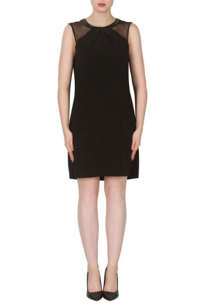 Joseph Ribkoff Black Tunic/Dress Style 171497