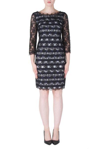 Joseph Ribkoff Black Dress Style 171532