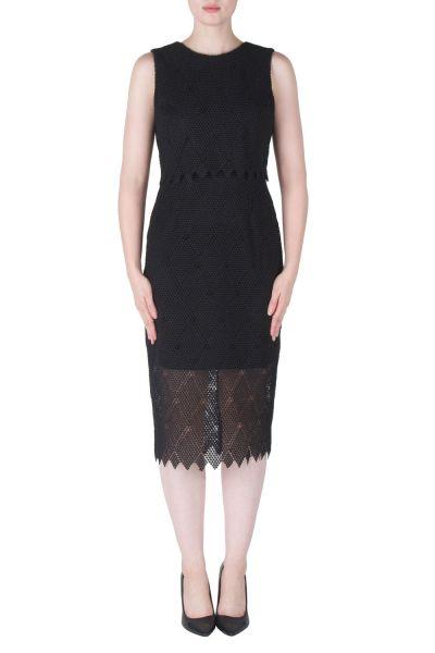 Joseph Ribkoff Black Dress Style 171557