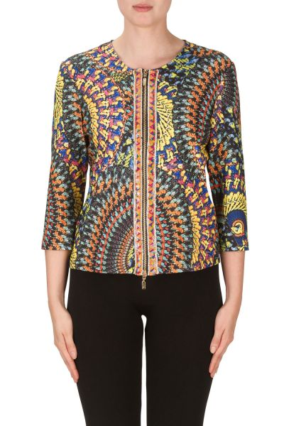 Joseph Ribkoff Multi Jacket Style 171682