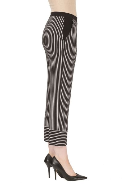 Joseph Ribkoff Black/White Pant Style 171914