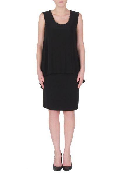 Joseph Ribkoff Black Dress Style 172005