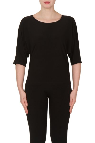 Joseph Ribkoff Black Top Style 172101
