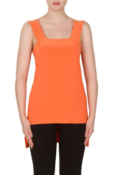 Joseph Ribkoff Orange Top Style 172126