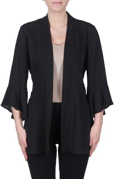 Joseph Ribkoff Black Cover Up Style 172287