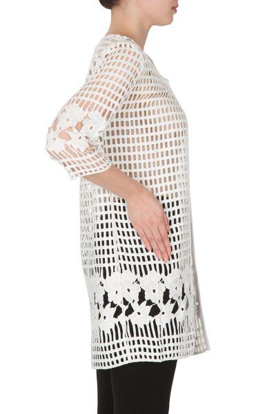 Joseph Ribkoff White Cover Up Style 172508