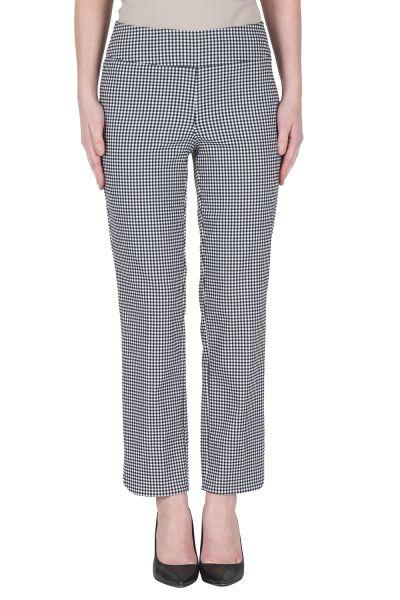 Joseph Ribkoff Black/White Pant Style 172820