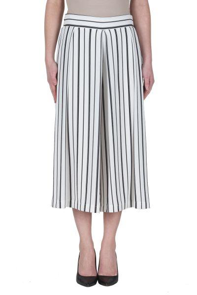 Joseph Ribkoff Off-White/Black Pant Style 172921