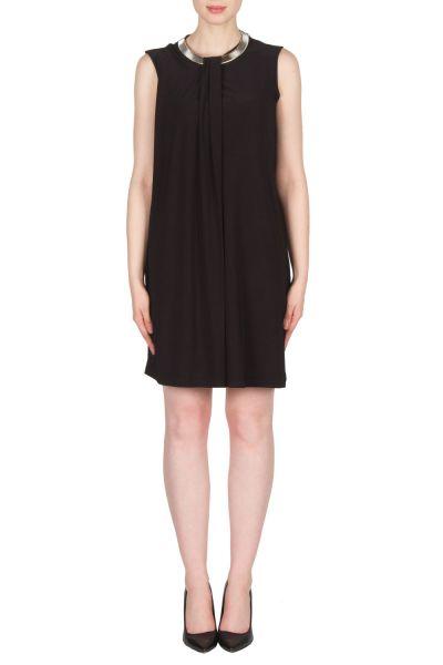 Joseph Ribkoff Black Dress Style 173012