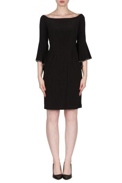 Joseph Ribkoff Black Dress Style 173025